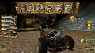 Steampunk Racing 3D YouTube video