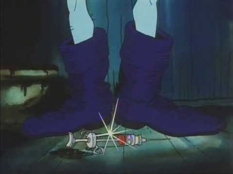 Fritz the Cat - Nazi bunny and the conspiracy