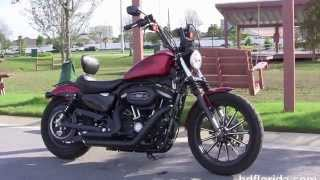 1. Used 2012 Harley Davidson Iron 883 Motorcycles for sale