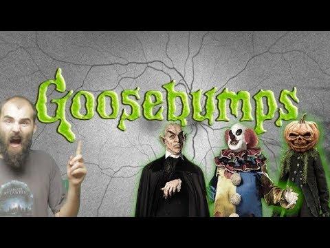 5 Disturbing GOOSEBUMPS Episode endings.