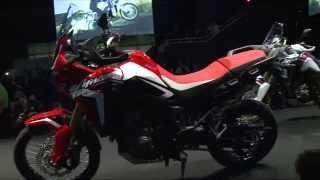 9. 2016 Honda Motorcycle Model Range