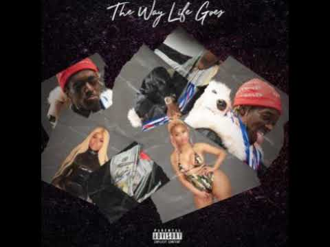 Lil Uzi Vert The Way Life Goes Remix Feat  Nicki Minaj (Official Clean Version)