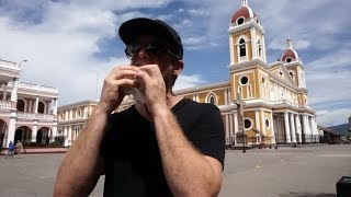 We do a street food tour in Granada, Nicaragua. Good times, eat lots of delicious Nicaraguan food and hit up anything and...