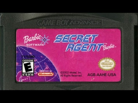 barbie game boy rom