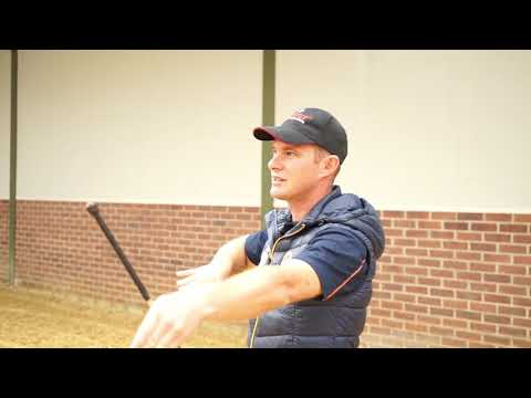 The TRT method Series Episode #9 - The horse shy eventer (part 3)