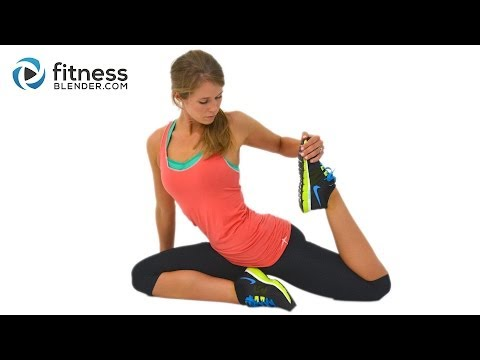 Quick Yoga Cool Down and Stretch - Cool Down Stretches