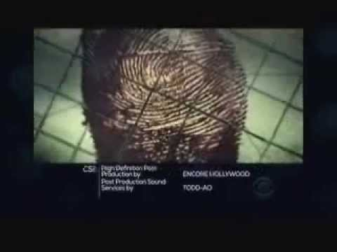 CSI: Crime Scene Investigation 14.01 (Preview)