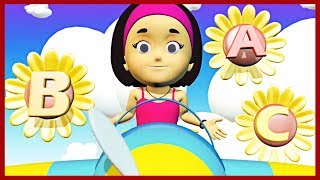 What's the best way to know your ABCs? Learn the alphabets with the amazing ABC song for toddlers. Designed to be watched by KidRhymesSUBSCRIBE and Click on the Bell Icon to never miss any episode from Kid Rhymes - Stories & Nursery Rhymes For Kids : www.youtube.com/user/KidRhymesLyrics:-------------------------------- A B C DE F GH I J KL M N O PQ R ST U VW XY and ZNow I know my ABCswon't you come and sing with meA B C D E F GH I J K L M N O PQ R ST U VW X Y and ZNow I know my ABCswon't you come and sing with meAkbar Birbal FULL ANIMATED MORAL STORIES  Stories For Kids And Children : https://www.youtube.com/watch?v=Fxlcs...Fun Tenali Raman Stories : https://www.youtube.com/watch?v=xVx3J...Bengali Children Rhymes : https://www.youtube.com/watch?v=EHzMz...100 Favourite Nursery Rhymes : https://www.youtube.com/watch?v=dbhlS...All about kid's learning through short stories, moral stories for kids, nursery rhymes for kids and much more is found on Kid Rhymes - Stories & Nursery Rhymes For Kids. Discover our fun and lovely characters and enjoy new and traditional children songs plus our wonderful collection of nursery rhymes for kids and childrenPlease leave your comments or feel free to discuss in the comments section. Your feedback will be appreciated. Thanks for watching!!
