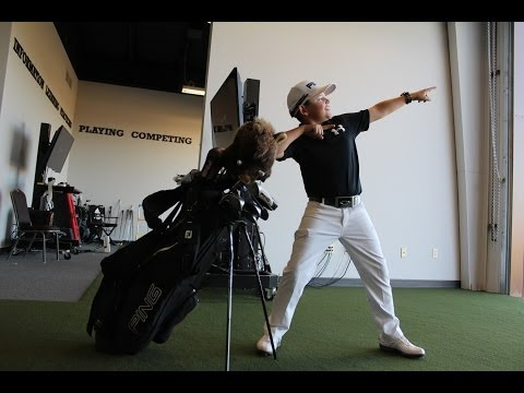 "PGA Tour Driven COURSE Vlog – With Austrian Junior Golfer + ""Whats in the bag"""