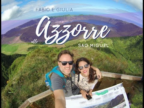 Azzorre: Sao Miguel l'isola verde
