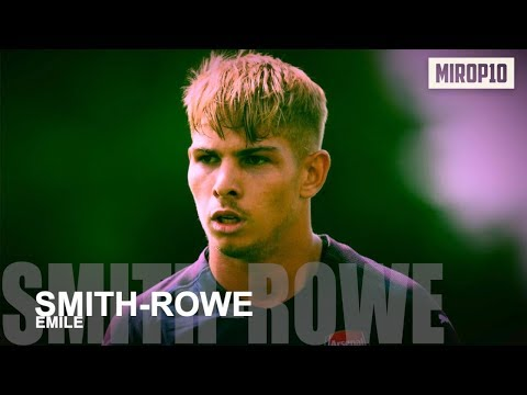 EMILE SMITH-ROWE ✭ ARSENAL ✭ THE NEW SUPERSTAR ✭ Skills & Goals ✭ 2018/2019 ✭