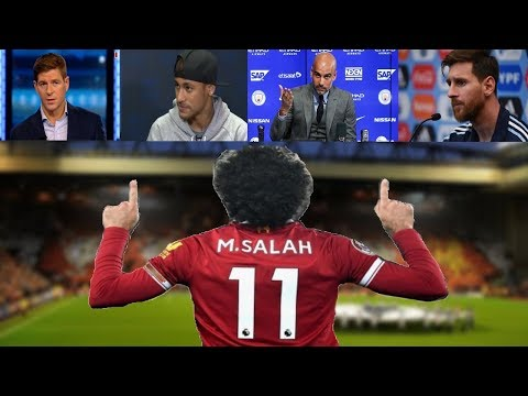What Legends Say about Mo Salah