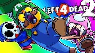 Left 4 Dead 2 Funny Moments - The Mushroom Kingdom is Doomed by Vanoss Gaming