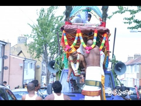Walthamstow-Katpaga-Temple-Chariot-Festival