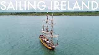 Sailing Ireland in a Russian tall ship. This is freedom. Make sure to hit the notification button to be notified when Part 3 is live!Pt1 Tour of the Russian Pirate Ship https://www.youtube.com/watch?v=mQ5LD4fzU5cShtandart's Channel: http://bit.ly/2uZ54svInstagram https://www.instagram.com/lostleblancSnapChat LostLeBlancTwitter LostLeBlancFacebook LostLeBlancLaura's Instagram LaurareiddLaura's YouTube https://www.youtube.com/laurareiddSongs:Felix Cartal - Drifting AwayEpic Orchestral HERE: https://goo.gl/fF1Q5NPirates of the CaribbeanBob Marley Feat LVNDSCAPE + Bolier - Is this loveI could be the one - Avicii and Nicky Romero (Acoustic Version)Ghosts Ft Aloma Steele (Monstercat)Copyright Free Music HERE: https://goo.gl/fF1Q5N--------------------------------------FAQ:-What camera and equipment do you use? https://www.youtube.com/watch?v=Kuq50cVSFbw-What do you use to edit your videos? FCPXApril, 2016