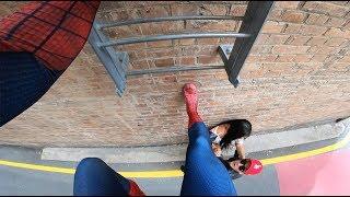 Spider Man POV (PARKOUR) GoPro7