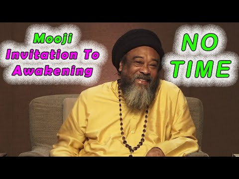 Mooji Guided Meditation: An Invitation to Awakening Where There is No Time