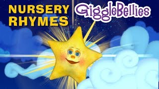 Twinkle Twinkle Little Star | Nursery Rhymes | Kids Songs | Baby Rhymes by GiggleBellies