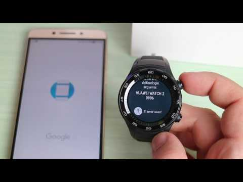 Recensione Huawei Watch 2, il migliore con Android Wear 2.0?