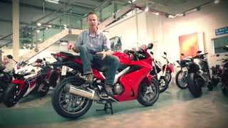 10. Honda VFR800F Review