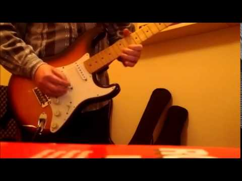 Freedom - Pink Floyd - Louder Than Words - solo and improvisation