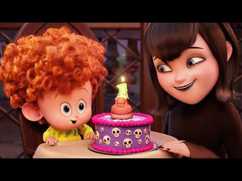 Hotel Transylvania 2 - Official Trailer #2 (2015) Adam Sandler, Selena Gomez Movie HD:  Official trailer for 'Hotel Transylvania 2' starring Adam Sandler, Andy Samberg, Selena Gomez, Kevin James and Fran DrescherSubscribe: http://bit.ly/1AqPC3YNow that Dracula (Adam Sandler) has opened the Hotel Transylvania's doors to humans, things are changing for the better; however, Drac is secretly worried that his half-human grandson, Dennis, isn't showing his vampire side. So, while Mavis and Johnny are away, Drac enlists his friends to help him put the boy through a