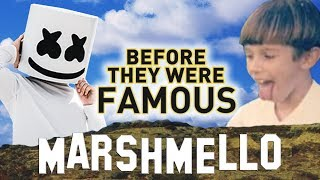 Video MARSHMELLO - Before They Were Famous - Chris Comstock ??? MP3, 3GP, MP4, WEBM, AVI, FLV Oktober 2018