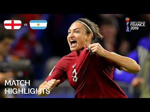 England v Argentina - FIFA Women's World Cup France 2019™