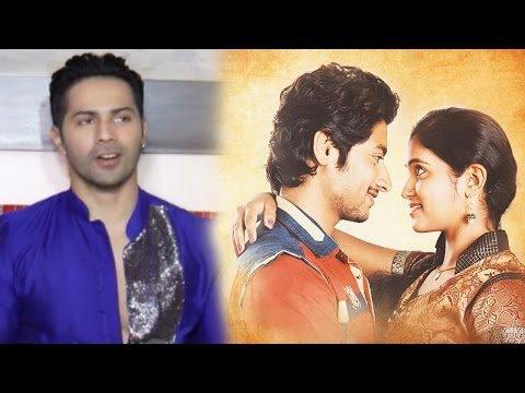 Here's What Varun Dhawan Has To Say About Marathi