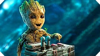 Nonton Guardians of the Galaxy 2 - BABY GROOT Button Clip ! Film Subtitle Indonesia Streaming Movie Download