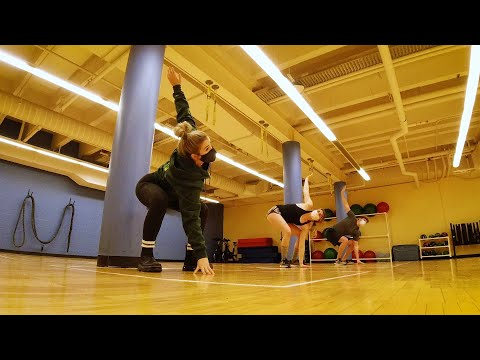 Video thumbnail: Social workout