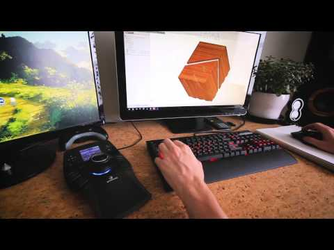 SpacePilot Pro 3D Mouse Review