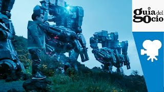 Nonton Robots  La Invasi  N   Robot Overlords     Trailer Espa  Ol Film Subtitle Indonesia Streaming Movie Download