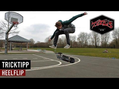 Skateboard lernen