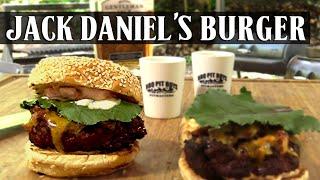 Jack Daniel's Independent Jack 150 Burger by BBQ Pit Boys