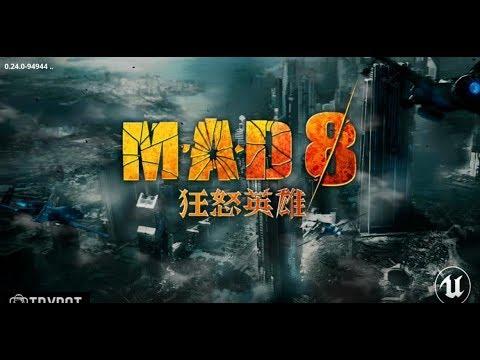 《M.A.D 8:狂怒英雄》手機遊戲玩法與攻略教學!