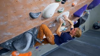 Peter and Richard VS. The Comp Problems by Eric Karlsson Bouldering