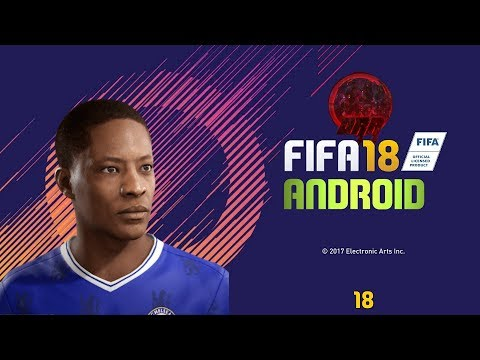 Fifa 18 Android - Mod Fifa 14 | Hunter Edition | HD Graphics | Last Transfers 2018