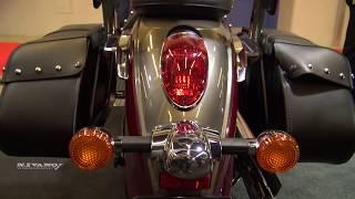 3. 2018 Kawasaki Vulcan 900 Classic LT - Walkaround - 2018 Montreal Motorcycle Show