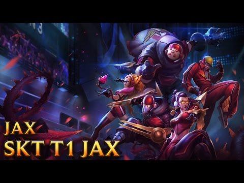 SKT T1 Jax