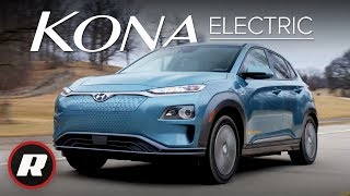 2019 Hyundai Kona Electric Review: Comfort through familiarity by Roadshow