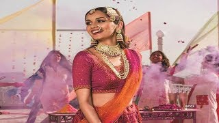 Manushi Chhillar looks classic in her recent jewellery shoot