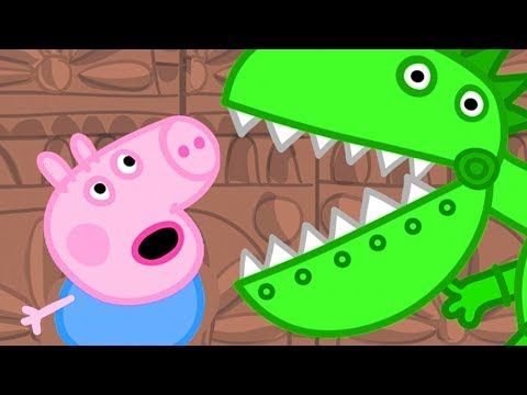Peppa Pig in Hindi - School Play - School ka Natak- हिंदी Kahaniya - Hindi Cartoons for Kids