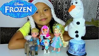 Disney Frozen Deluxe Collector Giftset by Jakks Pacific - Kids' Toys