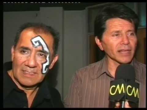 Cuti y Roberto Carabajal video Cosquín 2007 - Entrevista + Canciones