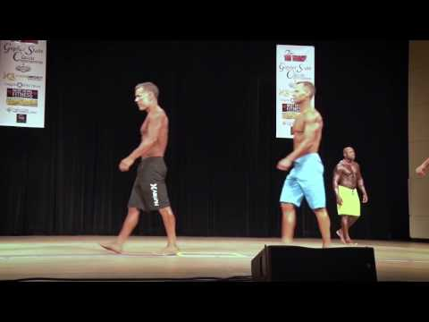 Men's Novice Physique A and B