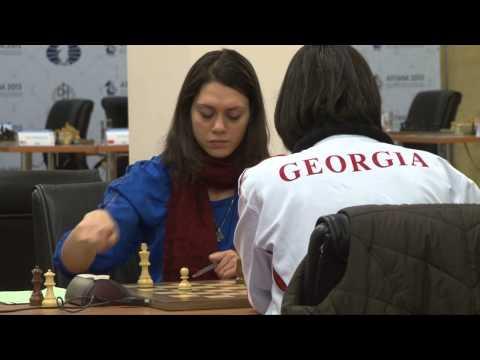 Итоги третьего тура командного чемпионата мира по шахматам среди женщин