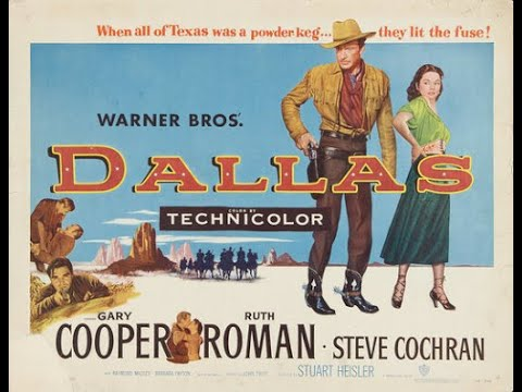 Dallas 1950) Trailer