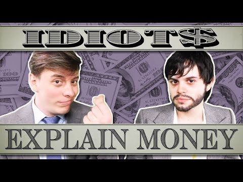 MONEY Explained by Non-Experts | Thomas Sanders