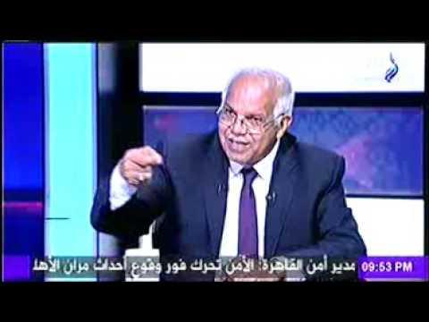 الدكتور جلال سعيد وزير النقل فى حوار خاص لبرنامج على مسئوليتى الجزء الاول